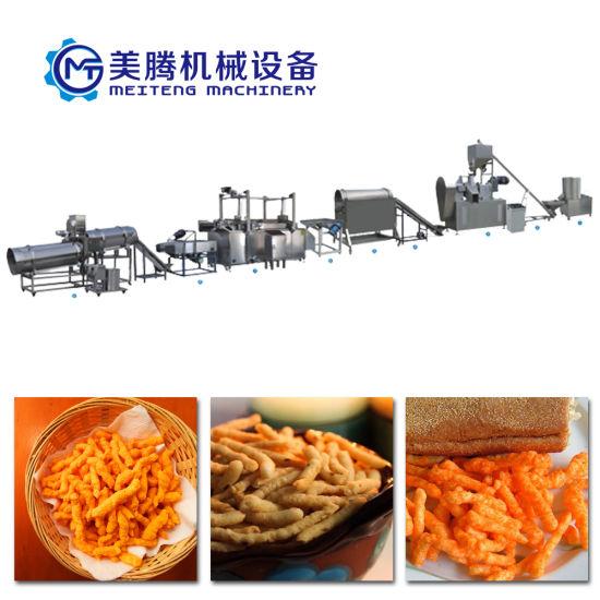 High Quality Fried Cheetos/Kurkure/Niknak Making Machine