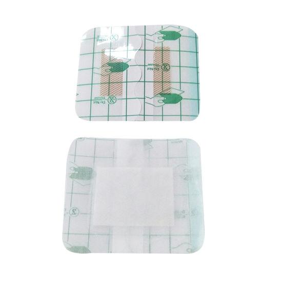 Skin Transparent Sterile Adhesive Bandage Wound PU Bandage - China Wound Bandage, Medical Bandage