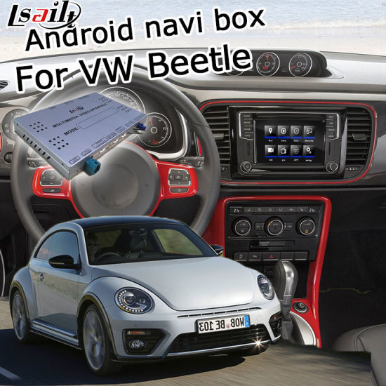 China Lsailt Android GPS Navigation System for Volkswagen