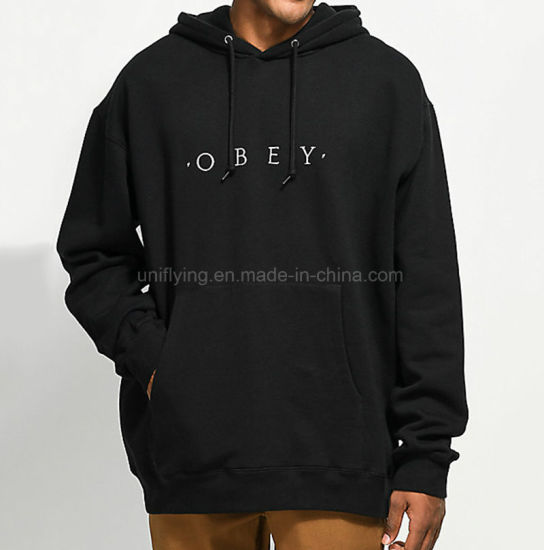 3bac870a9d1 OEM Wholesale Cotton Custom Screen Printed Hoodies for Men pictures & photos