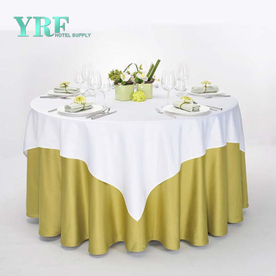 China 90inch Round Table Cloth, Round Table Cover