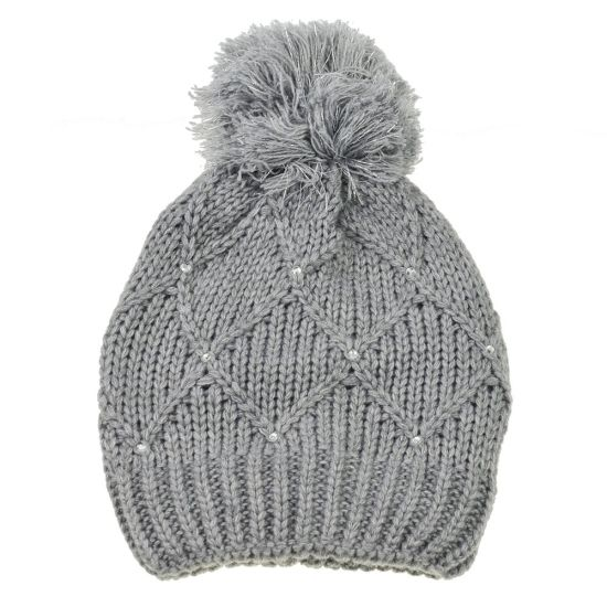 Fashion Style Knitted Hat Winter Beanie Hat (HY181018116) pictures & photos