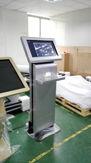 Windows Android Touch Screen Kiosk 22inch with Keyboard and Mouse