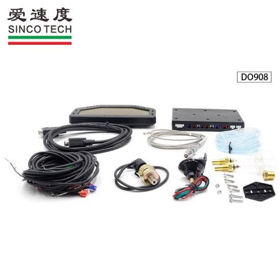 8708299000 Do908 Dash Race Display Sensor Kit, Dashboard LCD Screen on
