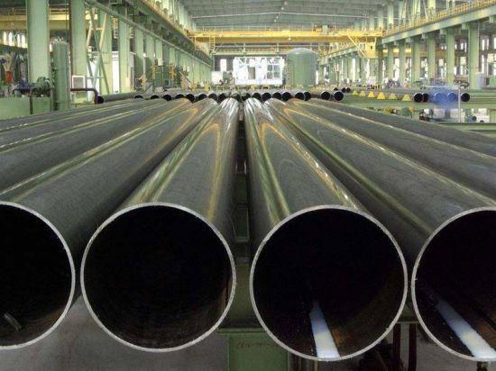 Longitudinal Submerged Arc Welded Dsaw LSAW X70 X52 X60 X42 Psl2 Steel Line Pipe