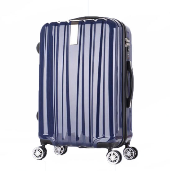 PC Spinner Wheel Tsa Lock Expandable Suitcase Trolley for Travel pictures & photos
