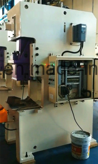 High-Precision Punching Press Machine pictures & photos