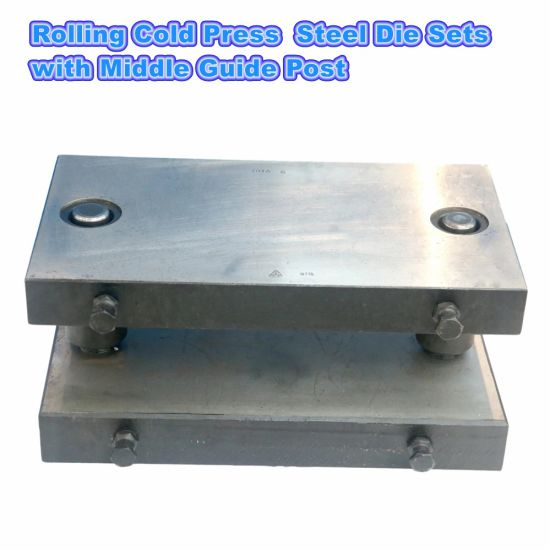 Steel Press Die Set with Middle Ball Guide Post pictures & photos