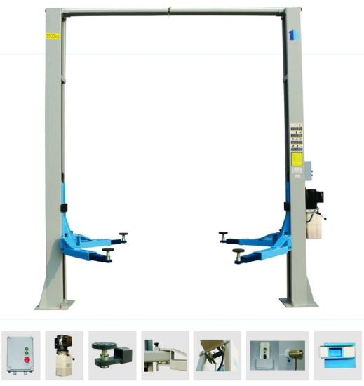 Best Quality Hydraulic Planer 2 Post Car Lift Kit for Sale