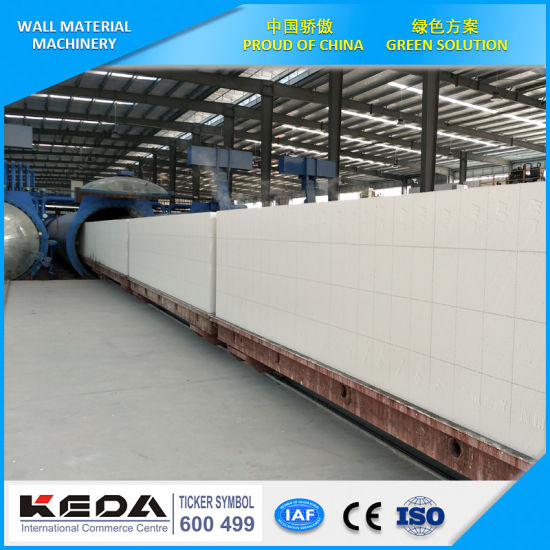 Lightweight Concrete Block Making Equipements for Construction Material