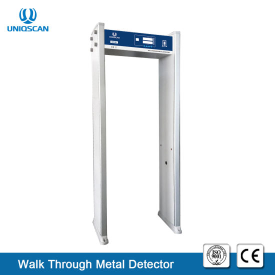 Cheapest Price Door Frame Metal Detector Widely Used in School pictures & photos