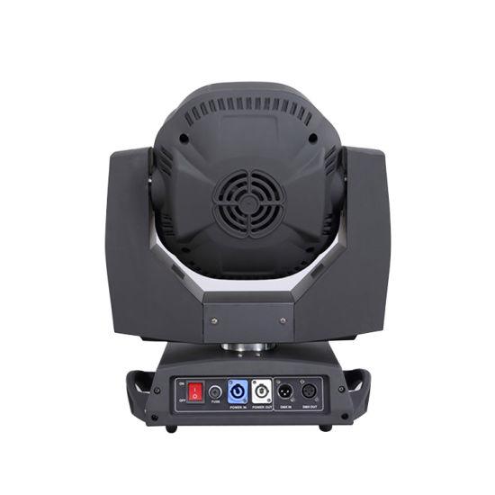 LED Effect Lights 19*15W RGBW Beam DJ Disco Stage Light LED Moving Head
