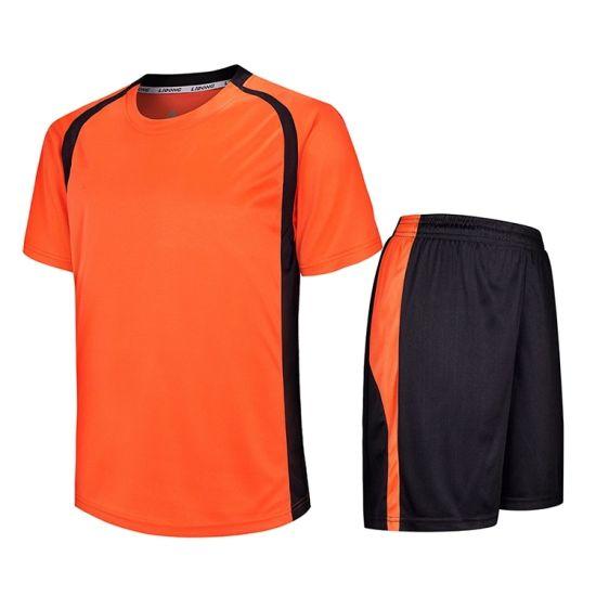 OEM Football Shirt Maker Wholesale Cheap Soccer T Shirts Custom Green Football Soccer Jersey