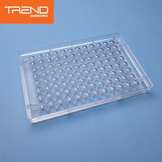 High Precision Plastic Plate Medical Injection Mold for Microtiter Plates