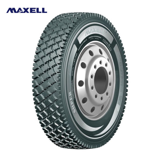 Maxell MD2 11r24.5 Cost-Effective off Road Durability Enhanced Mix Use Truck Tire for Low Price