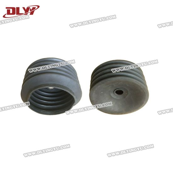 Custom Molded Protective Rubber Sleeve/ Rubber Bellow