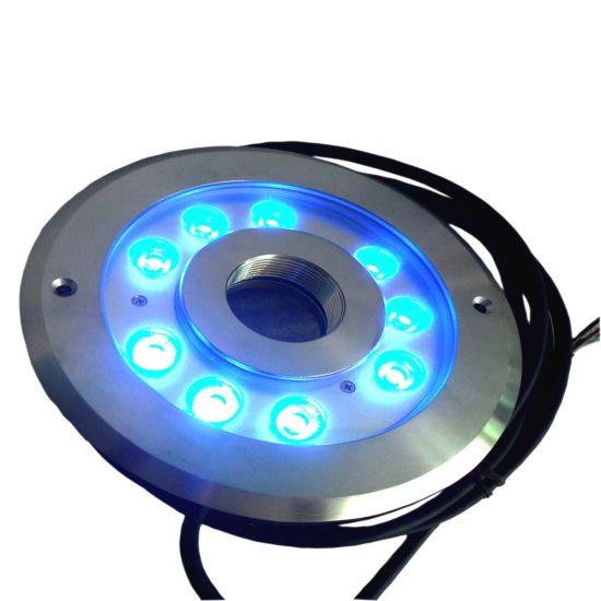 Lights & Lighting 9x3w 9x1w Dc 24v Led Light Underwater Led Underwater Light For Swimming Pool Led Lamps