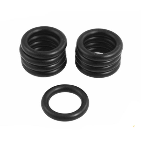 Customized NBR Viton EPDM Rubber O Ring Seal or Flat Rubber O Ring pictures & photos
