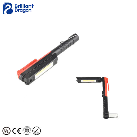 COB LED Lamp Magnetic Work Light, LED Pen Light Flashlight pictures & photos