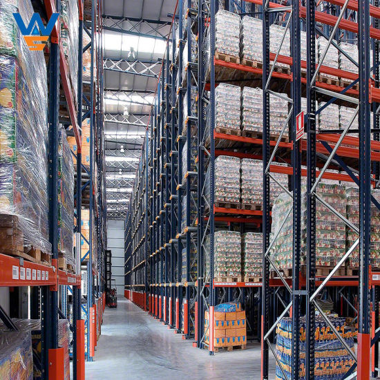 Heavy Duty Warehouse Shelving Pallet Rack
