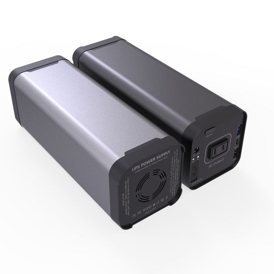 High Capacity AC/DC Portable Power Bank Hot Sale in Japan