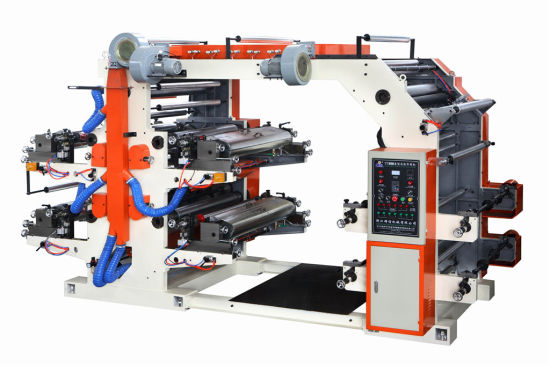 Easy Operate Paper Printing Machine From China Factory with Low Price