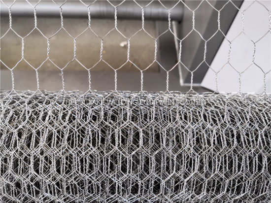 High Speed Straight and Reverse Twisted Hexagonal Wire Netting Machine Made in China