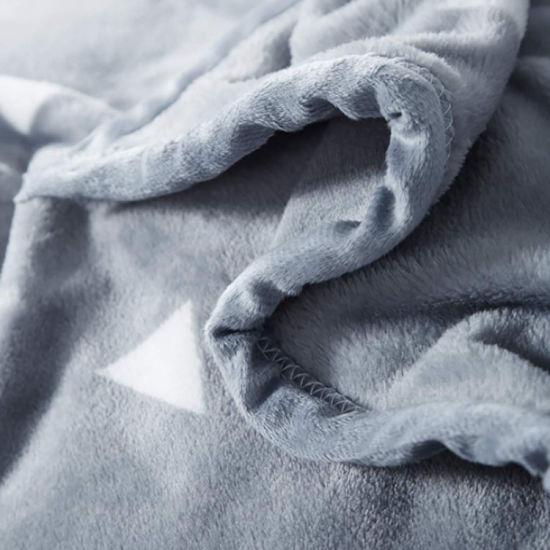 China Wholesale Fleece Mexican Blanket Baby Soft Thick Fleece ... 105a3e403
