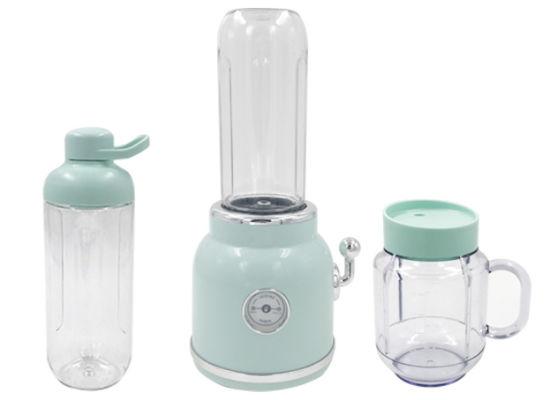 3 in 1 Electric Blender Mini Fruit Juicer Blender Smoothie portable Blender