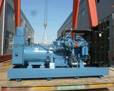 Popular Genset Diesel Power Generator with 2000 Kw Mtu Engine