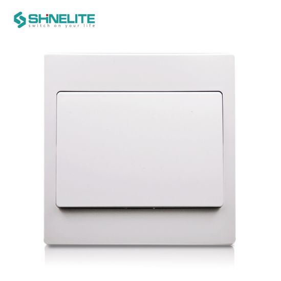 British Standard Plastic Wall Switch with Ce
