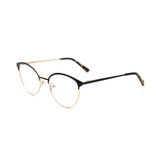 2019 Trending Amazon Small Size Stainless Steel Optical Frame Korean Frames Glasses