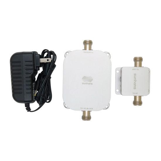 Sunhans Outdoor 2.4G 5.8g Dual Band Wireless Signal Range Extender Power IEEE 802.11b/G/N/a/AC Amplifier WiFi Booster