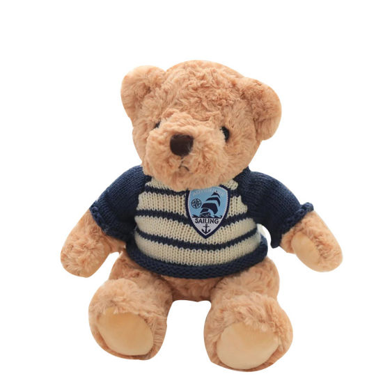 Customized Cute Bear Doll with Sweater