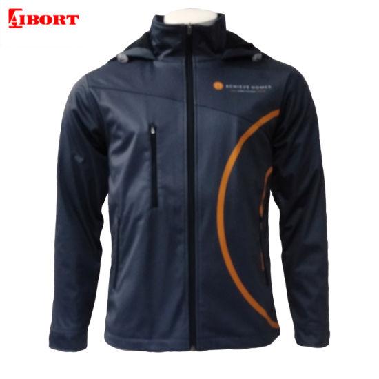 Aibort 2020 Waterproof Sublimation Custom Team Sublimated Winter Soft Shell Sport Teamwear Softshell Jacket