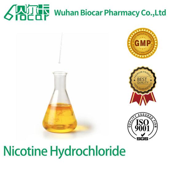 E-Liquid Nicotine-Two Forms of Dual Experience Nicotine