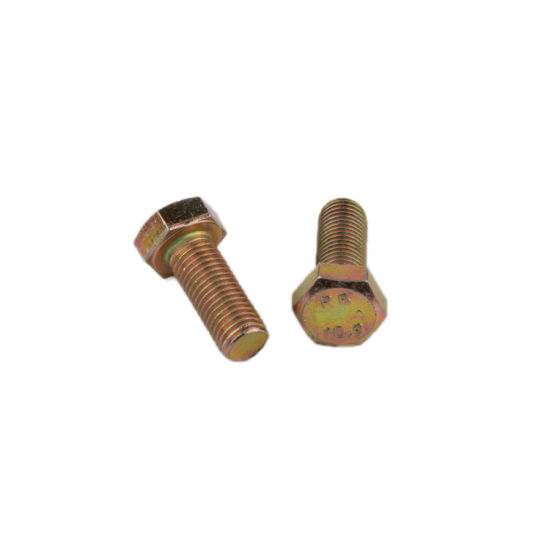 Hex Bolt ASTM/ANSI with Yzp More Than 10 Years Produce Expricence Factory