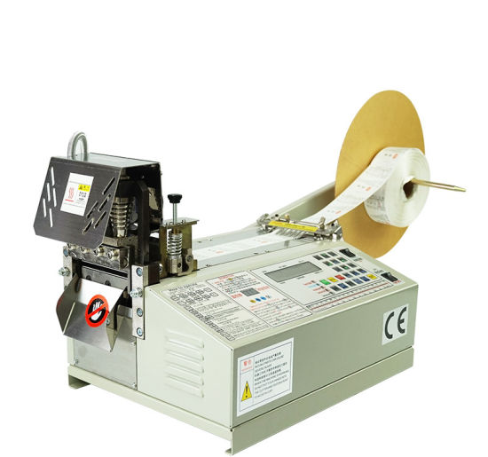 Automatic Hot&Cold Woven Trademark Label Cutting Machine (WL-120RL/120T)