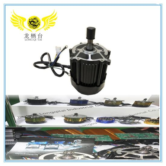High Power Electric Tricycle 3 Wheel Motorcycle Brushless DC Motor for Sale