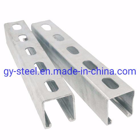 C-Shaped Profile Steel Cold-Bending C Profiles C Shape Furring Channel