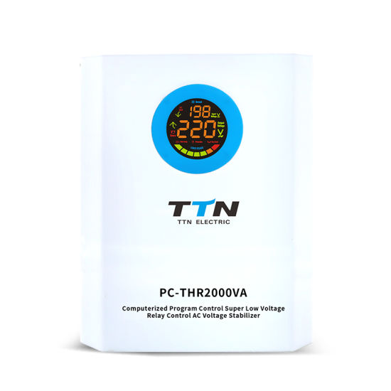 Best Price U V Guard Mainline Low Voltage Servo Motor AC Voltage Stabilizer AC Regulator Home for LED TV Gas Boiler