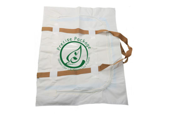 Biodegradable Leakproof Bidded Funeral PE Body Bags Corpse Medical