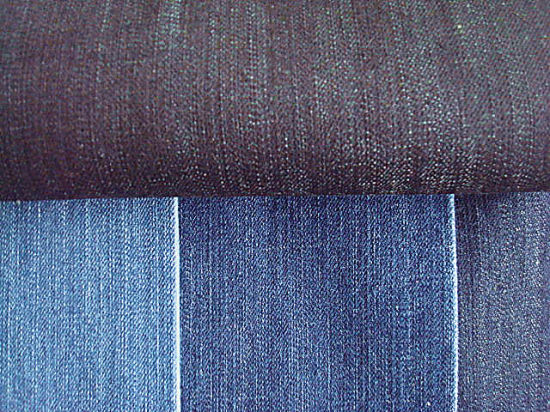 Cotton Polyester Stretch Denim Fabric pictures & photos