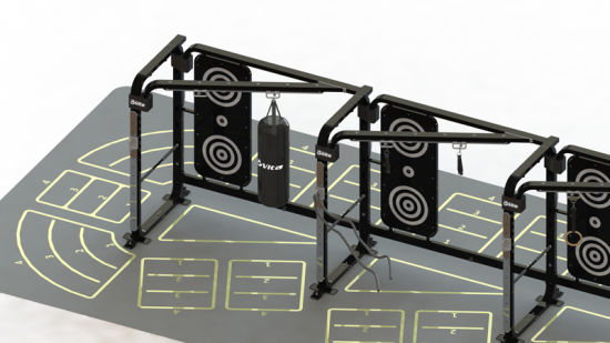 Fitness Equipment for Indoor 360 Functional Trainer (360D) pictures & photos