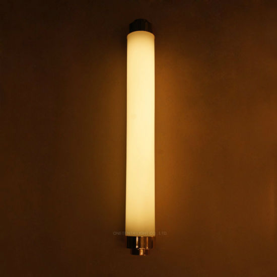 China Modern IP44 Bathroom Light and LED Acrylic Glass Shade Mirror ...