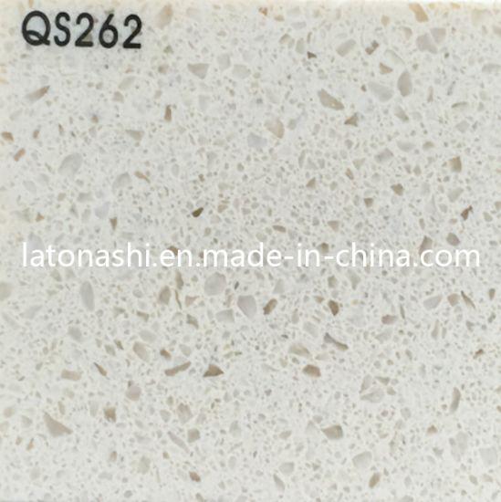 Artificial Man Made Quartz Stone For Countertop Worktop Veneer