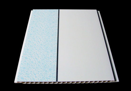 200mm*7mm 2.1/2.3/2.5kg Qualified PVC Ceilings Panel for Interior Decoration (RN-36) pictures & photos