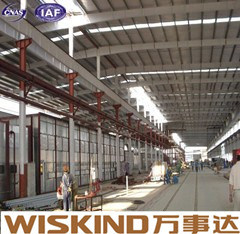 Factory Supply Light Steel Structure with SGS /BV Certificate pictures & photos