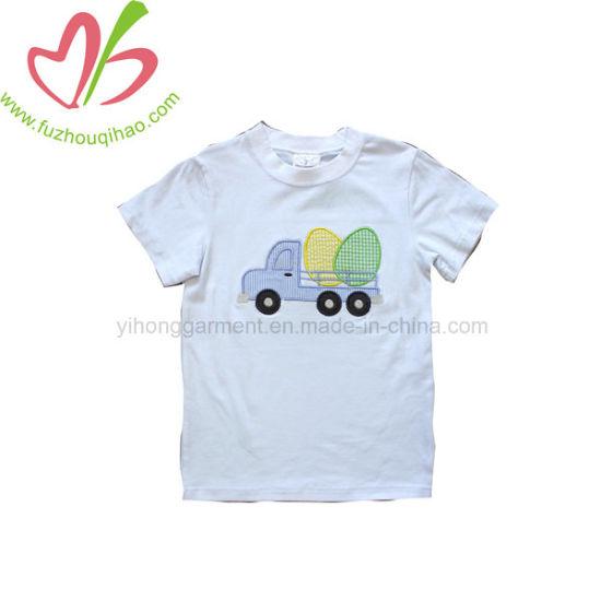 Soft Cotton Kids T-Shirt Summer Short Sleeve Children Apparel