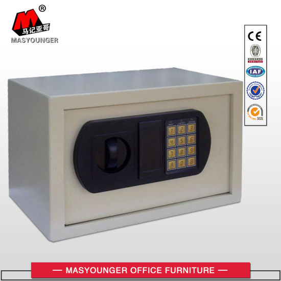 China Hotel Use Electronic Vault Hotel Safe Deposit Box